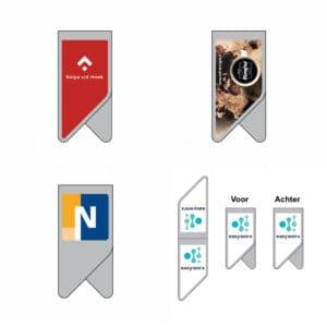 Paperclips met logo - Mogelijkheden