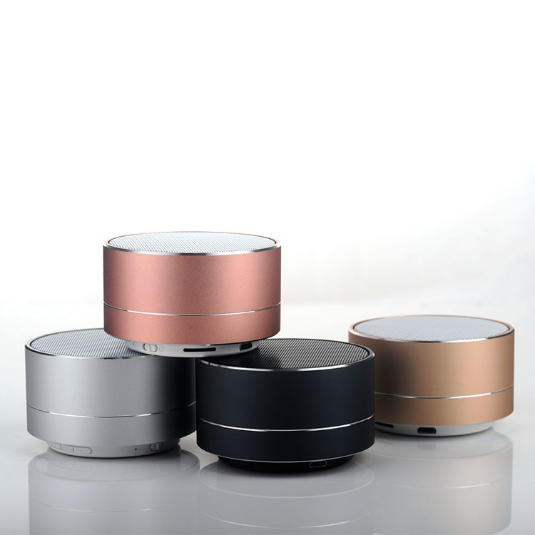 Luxe Bluetooth speaker bedrukken