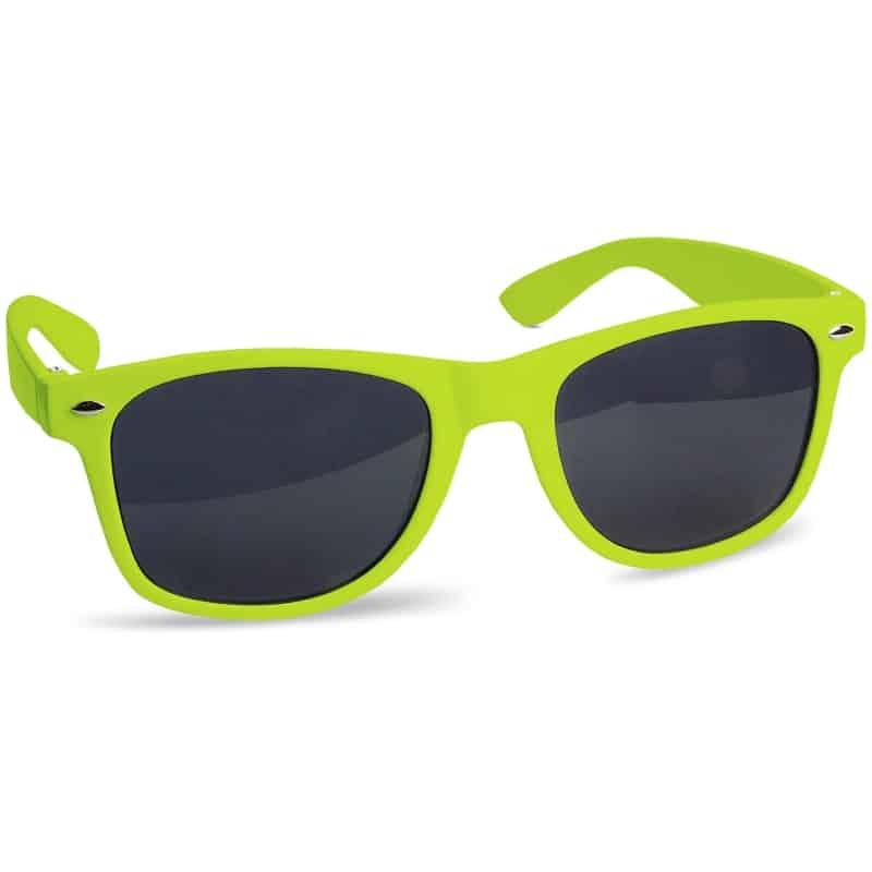 zonnebril bedrukken - Groen