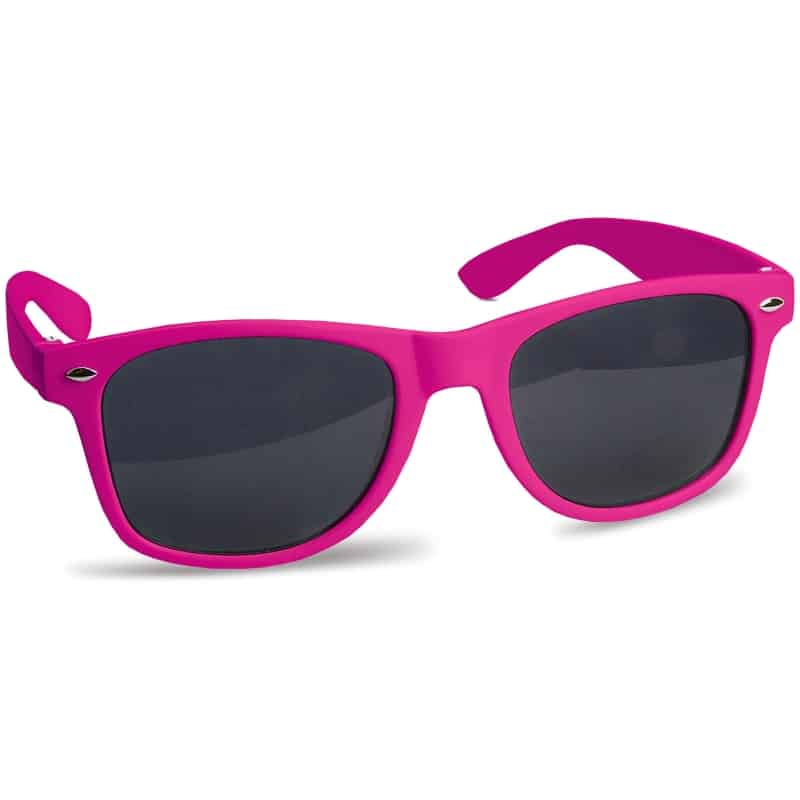 zonnebril bedrukken - Roze