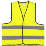 Veiligheidshesjes bedrukken-geel