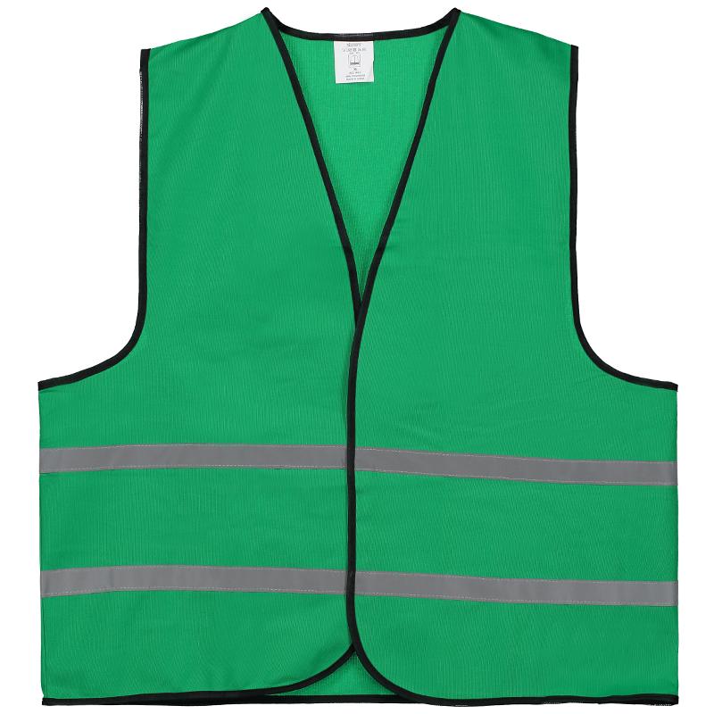 Veiligheidshesjes bedrukken-groen