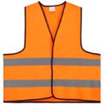 Veiligheidshesjes bedrukken-oranje