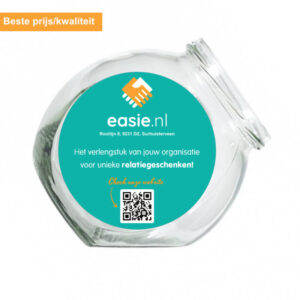 snoeppot bedrukken 900ml Easie