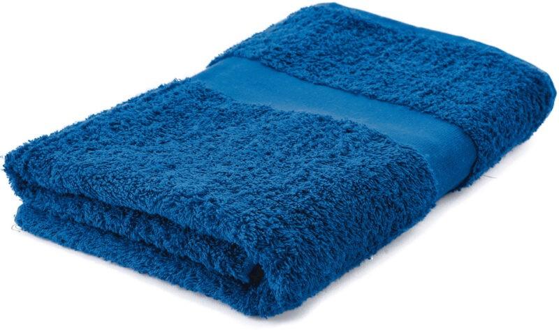 Handdoeken bedrukken blauw