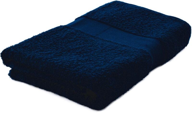 Handdoeken bedrukken navy blauw