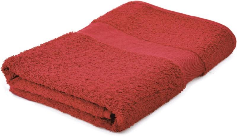Handdoeken bedrukken rood