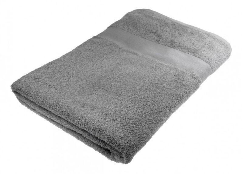 Strandlaken bedrukken grijs