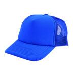 Trucker caps bedrukken blauw