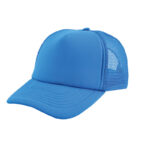 Trucker caps bedrukken lichtblauw