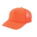 Trucker caps bedrukken oranje