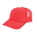 Trucker caps bedrukken rood