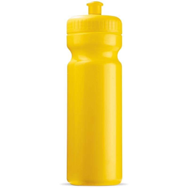 Bidons bedrukken geel