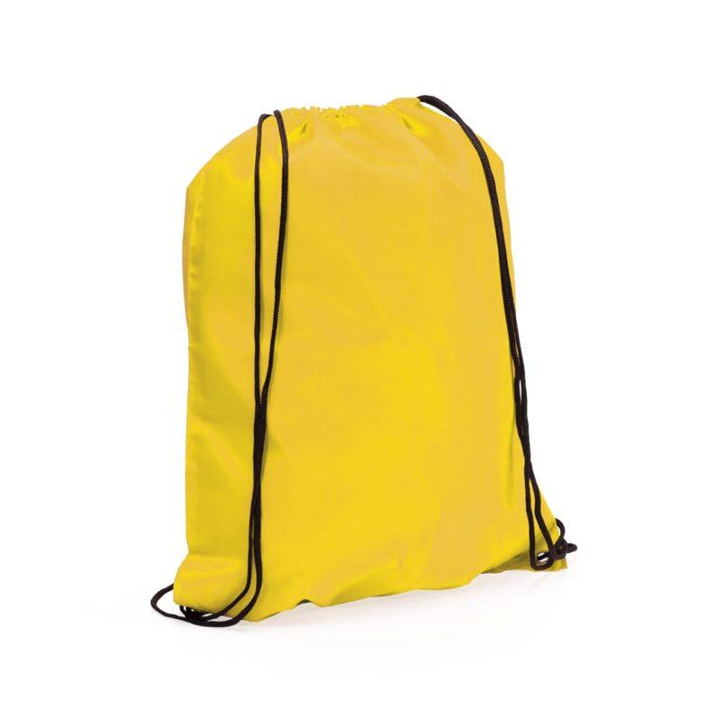 rugzakken bedrukken geel